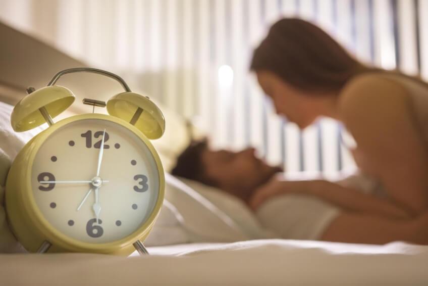 3 vagy 30 perc az ideális szeretkezési idő